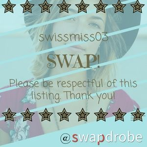 Swap for swissmiss03! Box 1